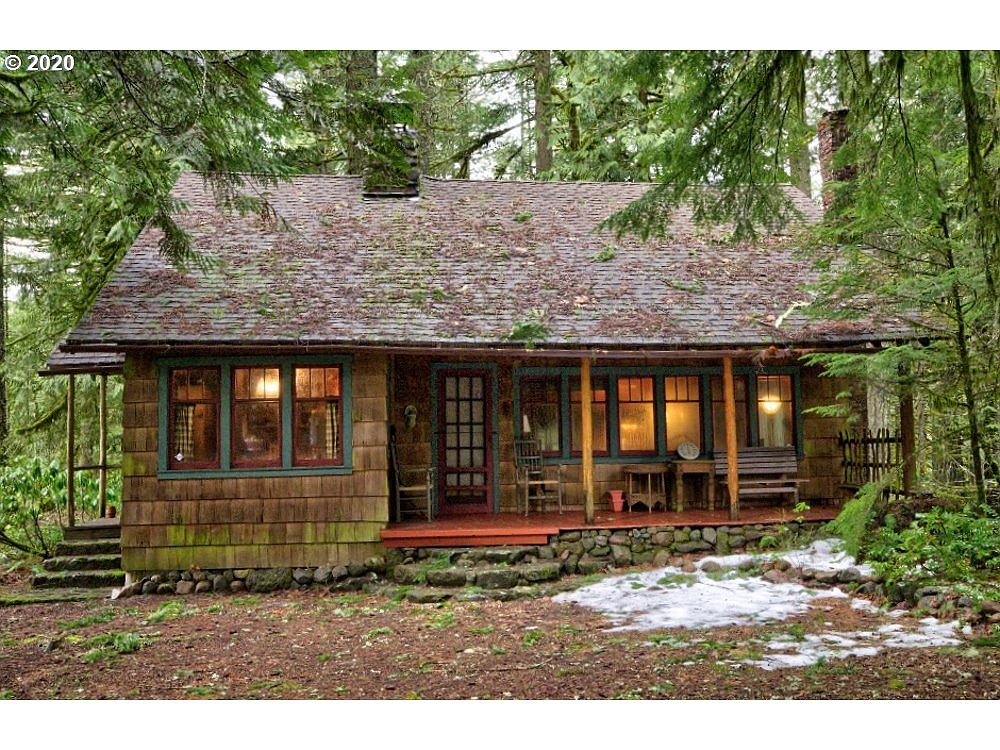 In Love Oregon Cabin In The Woods Circa 1940 193 500 The Old House Life